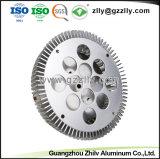 Baumaterial-Aluminiumkühlvorrichtung/Aluminium für Technik-Aufbau