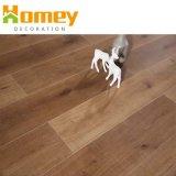 Du grain du bois pour le Bureau des revêtements de sol en vinyle PVC / Shopping Mall