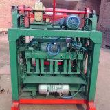 Prensa hidráulica Máquina de fabricación de ladrillo macizo de hormigón