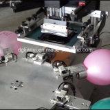 2つのカラー回転式気球スクリーンの印字機
