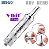 Commercio all'ingrosso a secco della penna di Vape della penna del vaporizzatore dell'erba del grande vapore dei kit del dispositivo d'avviamento della E-Sigaretta di Seego