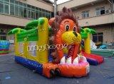 Venta caliente Moonwalk inflables para niños, saltando castillo inflable de la casa de rebote