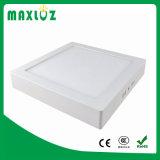 Indicatore luminoso di comitato quadrato montato superficie di 12W LED con 2 anni di garanzia