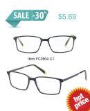 La promotion d'acétate de lunettes en métal mixte