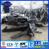 10500kg patrón Hall Marina CCS Ancla Stockless Cert
