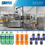 Mittlere Geschwindigkeits-automatische Getränk-Flaschen-Wasser-füllende Verpackungsmaschine