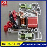 Dz47-63 las series MCB DC/AC, 1-6A 10-32A 40-32A, 6ka/10ka alta capacidad de fractura, 1p a 4p, 100V/230V/400V, SGS ISO9000 ISO14000, ventas de RoHS del Ce de la fábrica dirigen