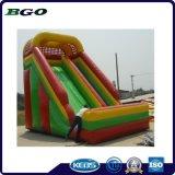 PVC防水シートのInflatablesの弾力があるスライドのおもちゃ