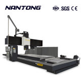 Famous Brand CNC Plano Miller Fixed Beam Gantry Type Milling Machine clouded
