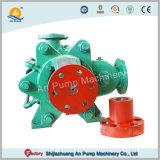 De centrifugaal Meertrappige Pomp van het Voer van de Boiler van de Hoge druk Horizontale