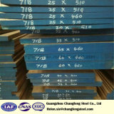 P20+Ni/718/1.2738 Pre-endureció el acero de aleación del molde para el acero plástico del molde