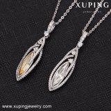 43835 Xuping zirconia cúbico indio Collar de joyas cristales de Swarovski joyas collar