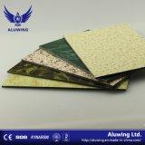 PE/PVDF revêtement extérieur/intérieur ACP de matériaux de construction pour revêtement mural
