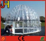 Kundenspezifisches aufblasbares Abdeckung-Zelt für Verkauf