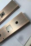 알루미늄 아연 합금은 공단 크롬 문 다루개를 위한 주물을 정지한다