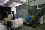 PP에 의하여 길쌈되는 부대 PE 필름 낭비 플라스틱 재생 기계