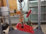 BS En1335 사무실 의자 착석과 뒤 나머지 내구성 실험실 실험 장비