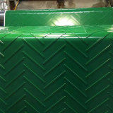 산업 높은 내구성 기름 판매를 위한 저항하는 Ribbed 컨베이어 벨트
