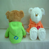 Urso de fala por atacado macio enchido popular