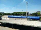 2*31m Olymspan AAC/Autoclaved mit Kohlensäure durchgesetzter Betonstein-Ziegeleimaschine-Autoklav
