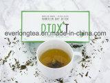 Custom Dtox't marca de perda de peso de 14 dias Detox Tea infusão de hortelã-pimenta