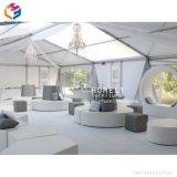 Un canapé-lit en cuir blanc/canapé-lit canapé en cuir/Forme de l'un canapé-lit cum