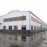 前にEnginerredの倉庫または研修会または納屋または鉄骨構造の建物