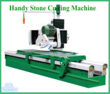 Borde Semi-Auto del granito/de mármol del cortador de máquina del corte de la piedra