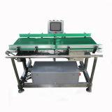 Poids examinant la machine avec la bande de conveyeur pour assurer l'industrie de sucrerie/thé