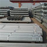 Il programma 40 di ASTM A53 A500 il gr. B ha galvanizzato il tubo d'acciaio
