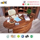 Scaffale per libri Mixed della quercia di legno solida reale di lusso della Cina (HCT-02B)
