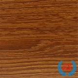 Papel decorativo de la melamina del grano de madera de roble para los muebles (8607)