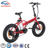"""36Vリチウム電池が付いている電気バイクのスポーツ浜そして雪の自転車を折る20 """" 250W"""
