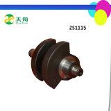 Двигатель дизеля Jiangdong разделяет вал баланса Zh1130 оборотная сторона