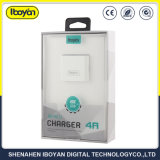 Mobile Phone를 위한 백색 4.0A Output USB Travel Charger