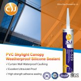 C-529最上質の速い治癒の耐候性があるRTV PVCシリコーンの密封剤