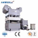 Quatre colonnes presse hydraulique, presse hydraulique en acier inoxydable