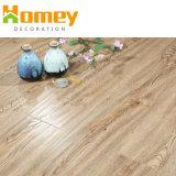 Decoration Material Cliquez sur un revêtement de sol en vinyle PVC insonorisées matériel