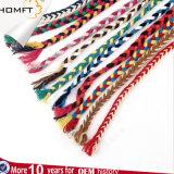 Baumwollmischungs-Farben-Seil für Schutzkappe Shoes