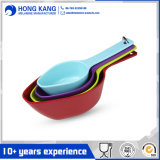 Restaurant를 위한 Eco-Friendly Melamine Unicolor Spoon Tableware