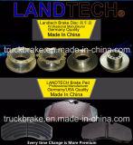 Premium Landtech тормоза погрузчика/шины диск тормозной колодки Wva 29087/29279/29202/29253