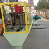 Roulis chaud de porte d'obturateur de type en métal de zinc formant la machine avec le contrôle d'AP