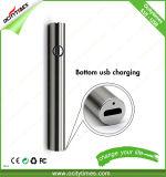 Ocitytimes variable Großhandelsspannung wärmen USB E-Zigarette Tasten-Batterie vor (S18-USB)