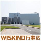 Magazzino pesante della struttura d'acciaio per la pianta del carbone del cemento di potere