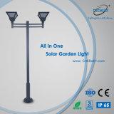 Het gieten van de LEIDENE van het Aluminium ZonneLamp van de Tuin voor OpenluchtVerlichting