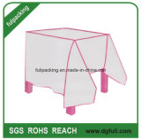 Индивидуальные Одноразовые пластиковые крышки стола рекламных таблица тканью