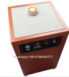 A fornalha de derretimento da indução para a pequena quantidade de derretimento dos metais gosta de derreter o bronze de cobre de prata etc. da platina do ouro