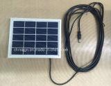 3W6V carregador de painel solar