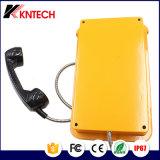 IP66 Industriële Telefoon van het SLOKJE van Koontech van de Telefoon van VoIP de Weerbestendige