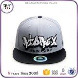 100%のアクリル、前部のカスタマイズされた3D刺繍が付いている5つのパネルの急な回復の帽子
